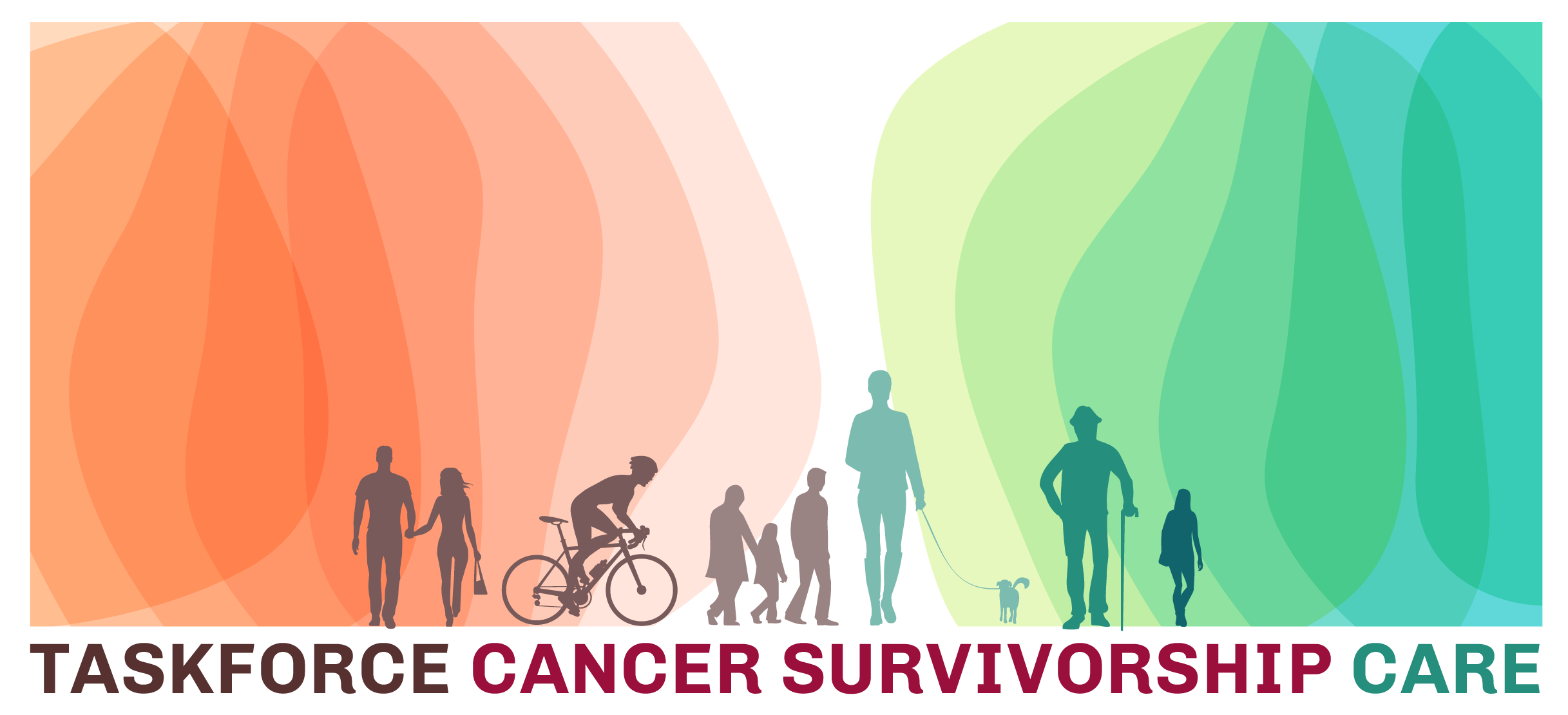 Taskforce Cancer Survivorship Care Logo
